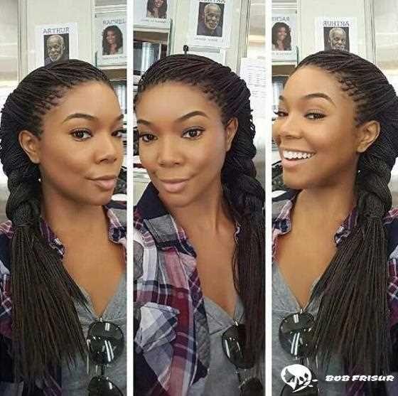 10 Beautiful Micro Braids Hairstyles 2019 2020 Micro Braids Styles Micro Braids Hairstyles Braided Hairstyles