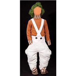 Oompa Loompa! Bid on outfit 7/28.: