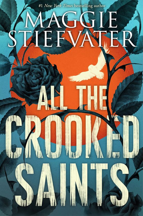 #CoverReveal All the Crooked Saints by Maggie Stiefvater