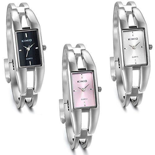 JewelryWe 3pcs Damen Armbanduhr, Elegant Charm Casual Ana... https://www.amazon.de/dp/B017IJ4SQW/ref=cm_sw_r_pi_dp_x_hBLcyb35YXN7S
