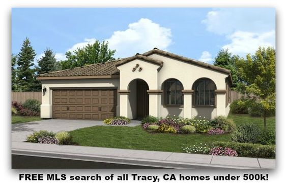 FREE MLS search of all Tracy, CA homes under 500k!