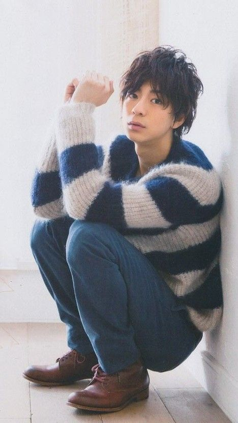 三浦翔平のモデル画像