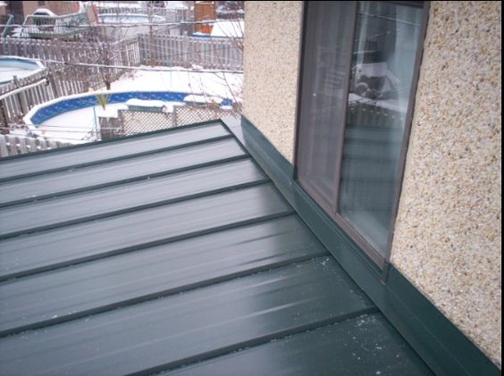 Metal Roof Window Flashing From May 27, 2013 Blog: http ...
