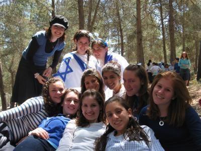 Modern orthodox clothing orthodox jewish girl group picture image