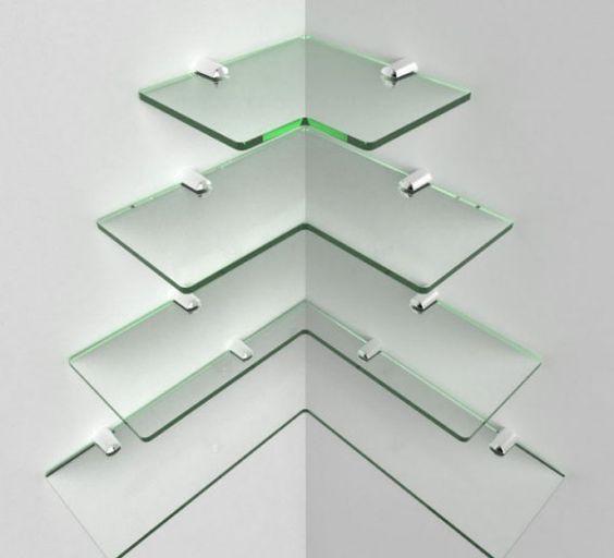 Repisas De Vidrio Para Sala
