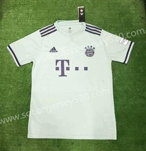 2018 19 Bayern Munchen Away White Thailand Soccer Jersey Aaa Soccer Jersey Bayern Soccer