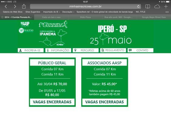 Brasil - Iperó - 7k e 11k