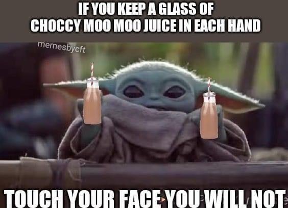 Baby Yoda Memes On Instagram Awkward Moments Babyyodamemes Yoda Funny Yoda Meme Dark Humour Memes
