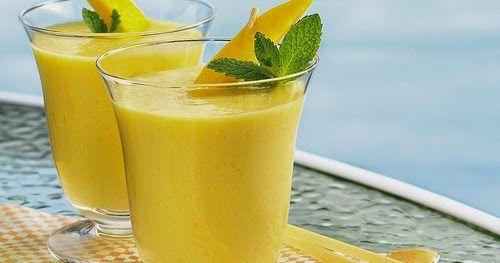 Resep Yogurt Mangga Dan Cara Membuat Yogurt Mangga Enak Berisi Bahan Bahan Yogurt Mangga Beserta Aneka Resep Yogurt Denga Resep Smoothie Fruit Smoothies Yogurt