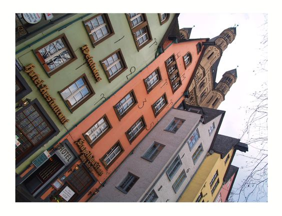 Altstadt - Cologne, Nordrhein-Westfalen