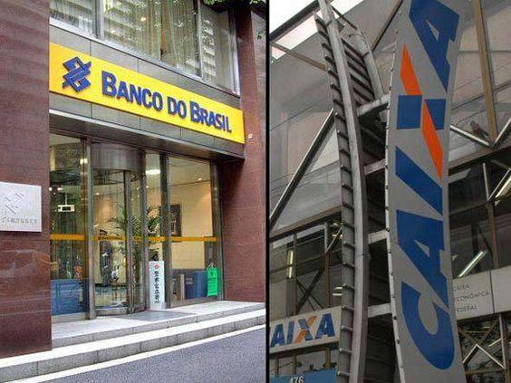 Caixa, BB e Itaú são os mais bem avaliados por clientes  Segundo pesquisa, Caixa e Banco do Brasil são os bancos mais bem vistos por clientes principalmente pela recente política de redução de juros