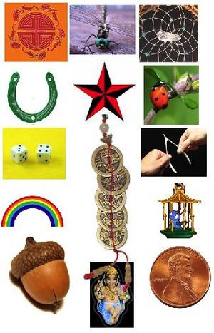 good luck symbols around the world
