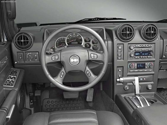 Hummer H2 Sut Interior 2005 Had The Luxury Of Driving Dads H2 Last Year Sick Lever Hummer H2 Hummer Interior Hummer