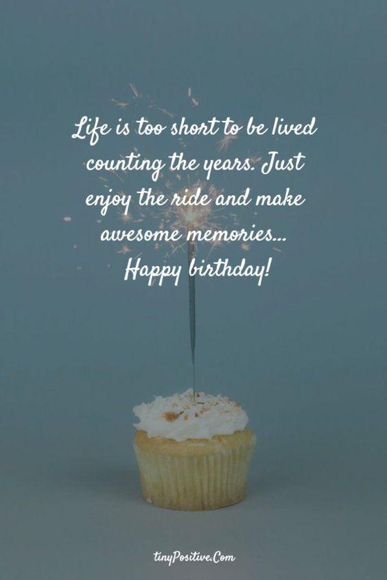 144 Happy Birthday Wishes And Happy Birthday Funny Sayings 1 #birthdayquotes