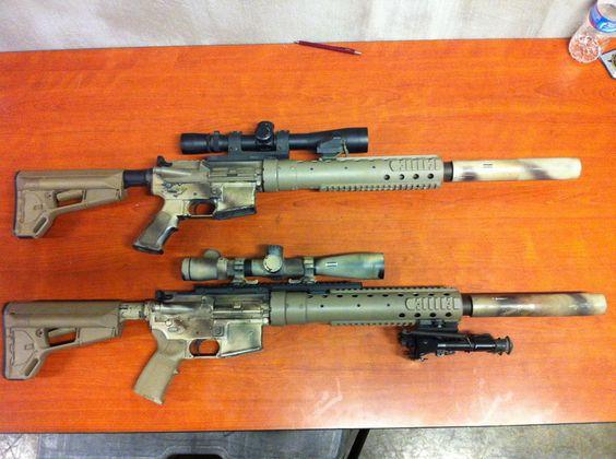 real deal MK12 Mod Holland/ Recce rifles | Tools ...