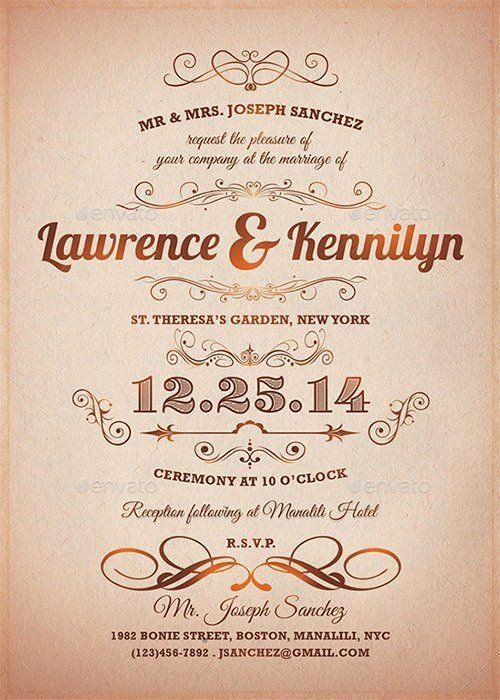 Free Formal Invitation Template from i.pinimg.com