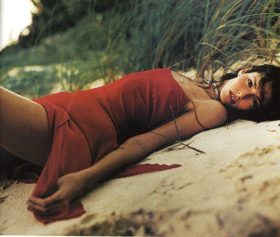 photo Mikael Jansson : US Harber's Bazaar March 1999 : styling Robbin Raskin Solis : model Danielle Zinaich
