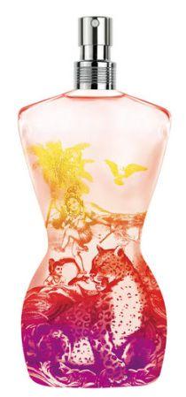 parfum jean paul gaultier clasique eau d'été