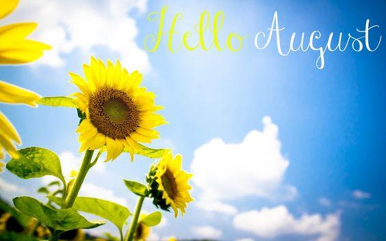 Hello August!: