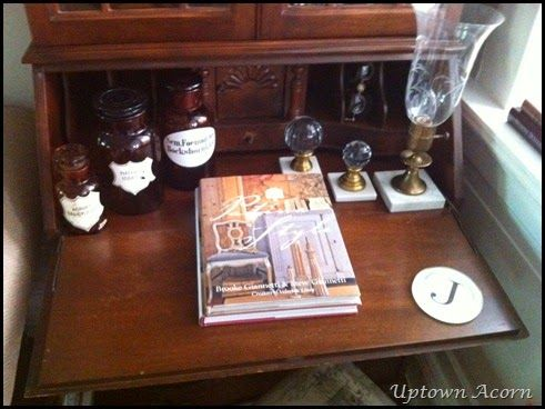 The Uptown Acorn: Vintage Pharmacy Bottles