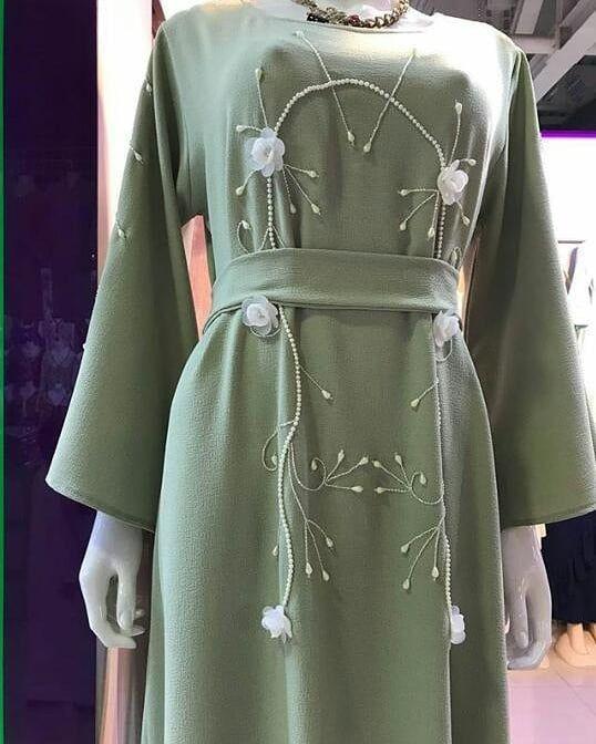 دريسات و عبايات يوميه و عمليه لكل انثي أنيقة ف لبسها Dress3baya Dress3baya Dresses Shirt Dress Fashion