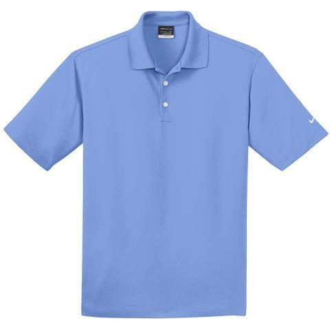 Nike Golf Men S Tall Sapphire Blue Dri Fit S S Micro Pique Polo