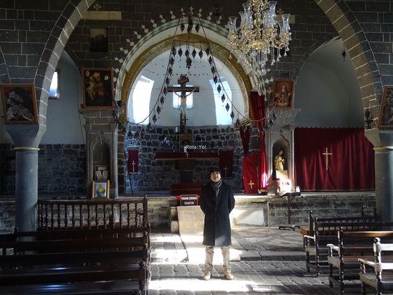 Mar Petyun Keldani Kilisesi, Diyarbakır, Turquía