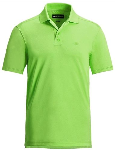 Mens golfing shirts polos by loudmouth golf essential for Mens lime green polo shirt