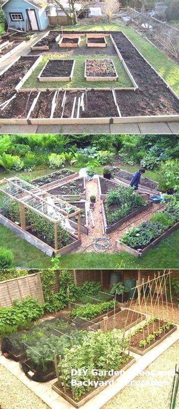 Make Your Garden Special Vegetable Garden Beds Vegetable Garden