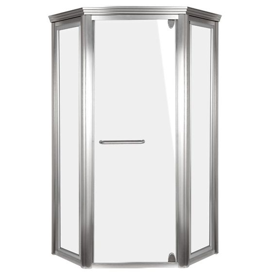 Find our selection of shower doors at the lowest price guaranteed with  price match + off. Aqua Glass ...
