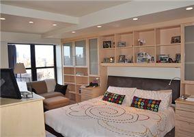 Custom Bedroom Storage Solutions by Closet Works