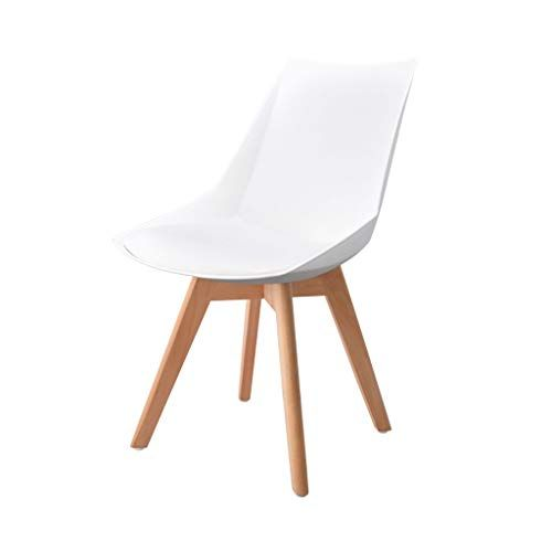 Rui Solid Wood Dining Chair Modern Minimalist Dining Table And