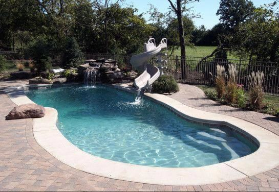 Kidney Shaped Pool Landscapes Google Search Poollanscaping