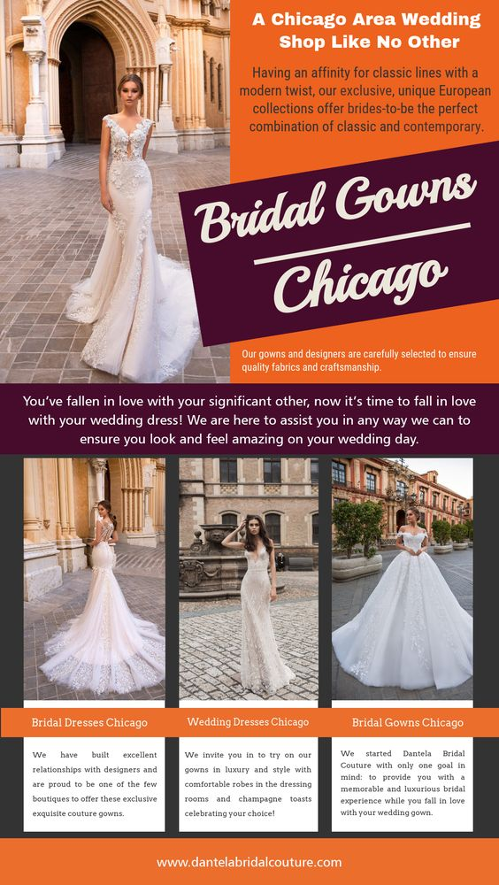 Bridal Gowns Chicago