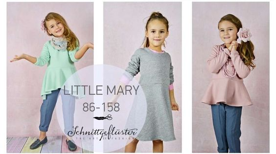 Little Mary 86 - 158