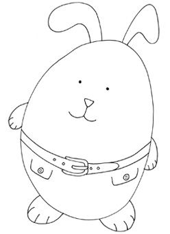 Easter Coloring Pages - Re-pinned by @PediaStaff – Please Visit http://ht.ly/63sNt for all our pediatric therapy pins