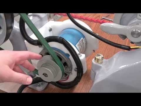 65 Converting A South Bend Lathe From An Ac Motor To A Dc Motor Youtube South Bend Lathe Lathe South Bend