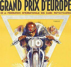 Vintage Venus: European Motorcycle Grand Prix 1928