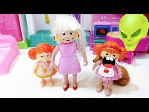 ماما عملت نيولوك جديد ياترى حصل ايه قصص اطفال عائلة عمر جنه ولولو Youtube Teddy Bear Teddy Toys