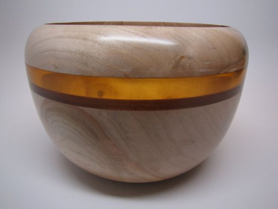 Honey Bowls And Wood Bowls On Pinterest