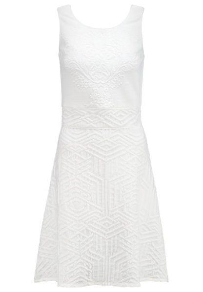 Desigual IRENE Vestido informal blanco