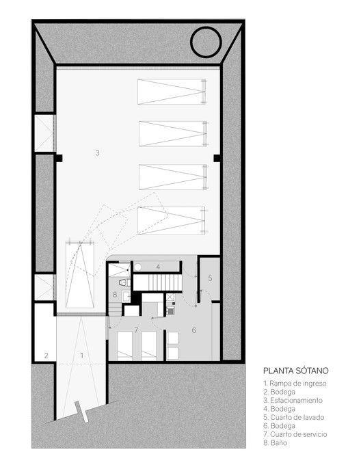 Cuarto De Limpieza Arquitectura