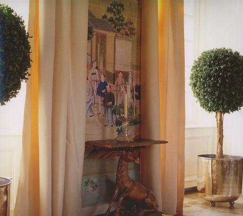 Hubert de Givenchy, Le Jonchet: