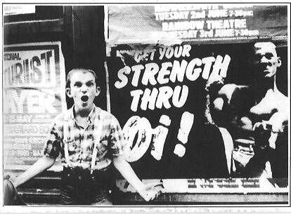 1960s - Skinheads Oi!!!