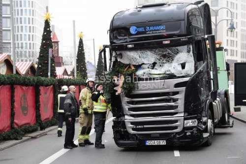 شرطة برلين: عملية الدهس الدامية أمس كانت متعمدة - الموقع الرسمي لجريدة الصباح