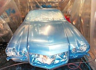 Hobby Auto Restoration Primer And Sanding Auto Body Work Automotive Restoration Car Painting