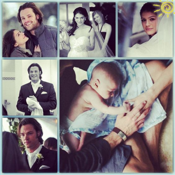 Jared padalecki, Families and So cute on Pinterest