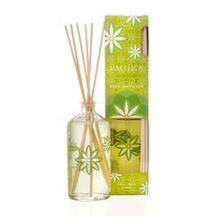 Pacifica Beauty | Gardenia Reed Diffuser | Vegan Room Fragrance