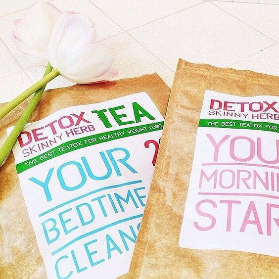 detoxskinnyherbtea's photo on Instagram