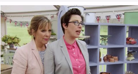 Did you spot Sue Perkinsu0027 joke about leaving the Bake Off tent? | Sue perkins  sc 1 st  Pinterest & Did you spot Sue Perkinsu0027 joke about leaving the Bake Off tent ...